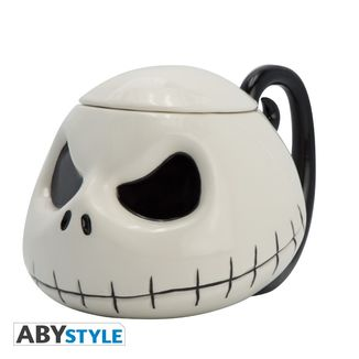 Jack Skellington 3D Mug Nightmare Before Christmas