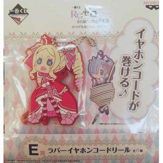 Headset holder keychain Beatrice Re:Zero