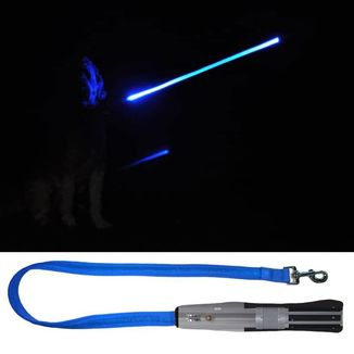 Correa para Perro Luke Skywalker Sable de Luz Star Wars