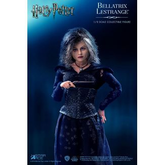 Figura Bellatrix Lestrange Harry Potter Real Master Series