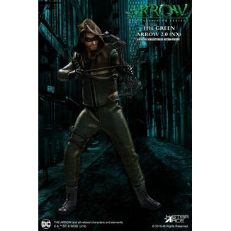 Green Arrow 2.0 Normal Version Figure Green Arrow Real Master Series