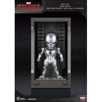 Figura Iron Man Mark II Marvel Comics Mini Egg Attack