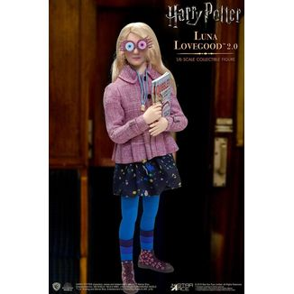Figura Luna Lovegood Casual Wear Limited Edition Harry Potter My Favourite Movie
