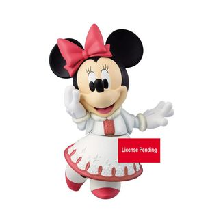Minnie Figure Disney Mickey & Minnie Fluffy Puffy