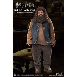 Rubeus Hagrid version 2.0 Figure Harry Potter My Favourite Movie