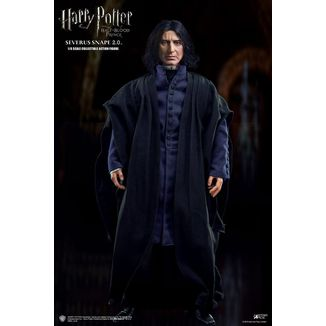 Figura Severus Snape version 2.0 Harry Potter Real Master Series