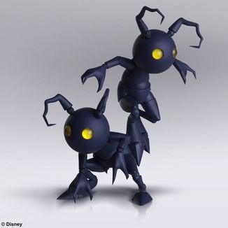 Shadow Figure Kingdom Hearts III Bring Arts