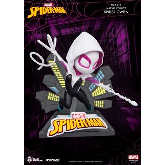 Figura Spider Gwen Marvel Comics Mini Egg Attack