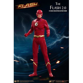 The Flash 2.0 Normal Version Figure The Flash Real Master Series