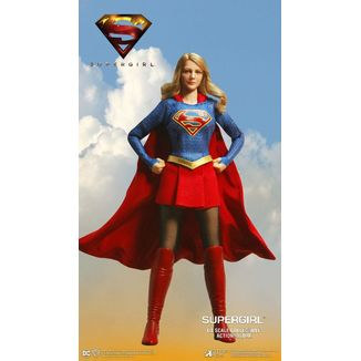 Supergirl Figure Real Master Series
