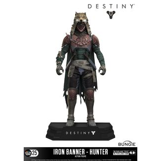 Figura Hunter Iron Banner - Destiny 2