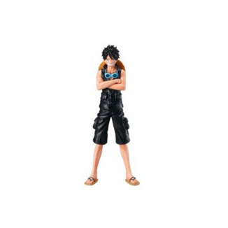 Figura Luffy One Piece - Styling Film Gold vol 1