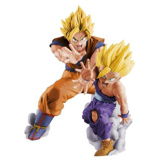 Goku & Gohan VS Existence Figure Dragon Ball Z Ichiban Kuji