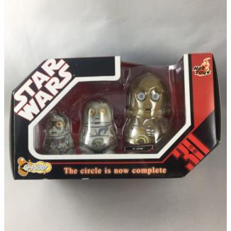 Figura C-3PO Star Wars - Hot Toys Chubby Series 1
