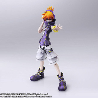 Figura Neku Sakuraba The World Ends with You Bring Arts