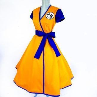 Dogi Dragon Ball Z Dress