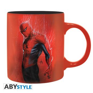 Taza Spiderman 320ml