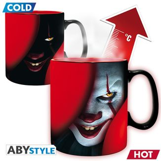 Taza Térmica Pennywise Come Home Stephen King's IT