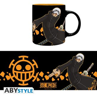 Taza Trafalgar Law New World One Piece