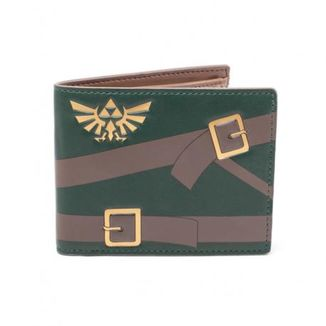 Cartera Cinturón de Link The legend of Zelda