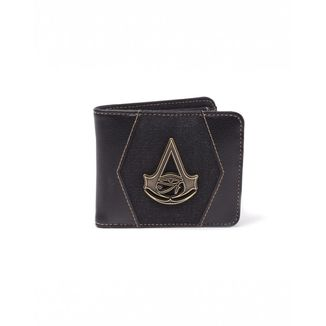 Bronze badge Wallet Assassin's Creed Origins
