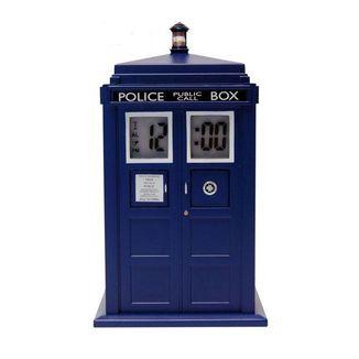 Despertador proyector TARDIS Doctor Who