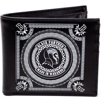 Wakanda Tribal Wallet Black Panther