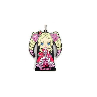 Rubber keychain Beatrice Re:Zero