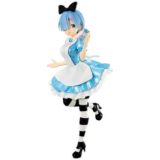 Figura Rem In Wonderland Re:Zero Starting Life In Another World