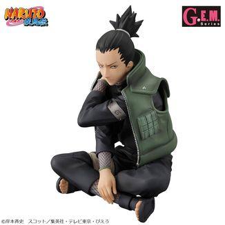 Shikamaru Nara Figure Naruto Shippuden G.E.M.