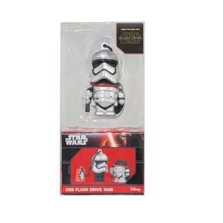 Captain Phasma USB Flash Drive 16GB Star Wars