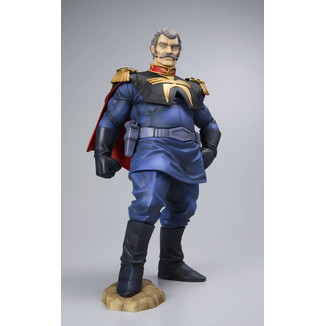 Ramba Ral Figure Mobile Suit Gundam Excellent Model RAH DX G.A. NEO