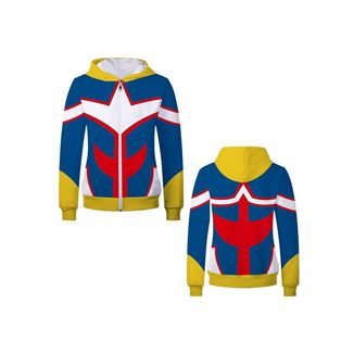 All Might Hoodie My Hero Academia
