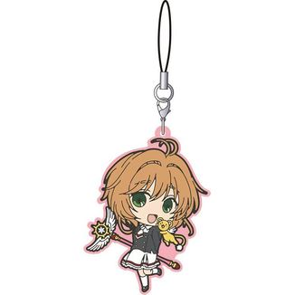 Llavero Sakura con uniforme Card Captor Sakura Clear Card
