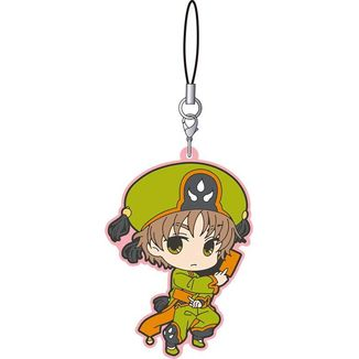 Llavero Syaoran Li Card Captor Sakura Clear Card