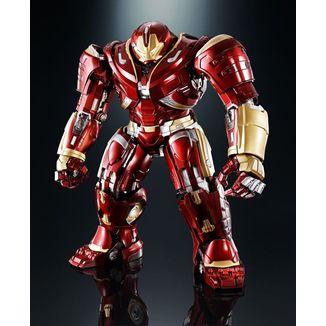 SH Figuarts Hulkbuster MK II Web Exclusive Vengadores Infinity War Chogokin x SH Figuarts