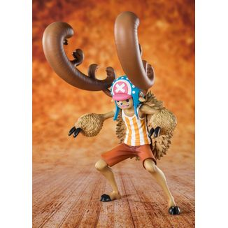 Cotton Candy Lover Chopper Horn Point Figuarts Zero One Piece