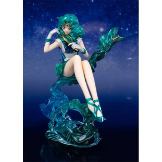 Sailor Neptune Figuarts Zero  Sailor Moon Chouette Tamashii Web Exclusive