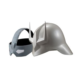 Replica Char Aznable Stahlhelm Casco Mobile Suit Gundam