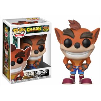 Figura Crash Bandicoot - Crash Bandicoot - Funko POP!
