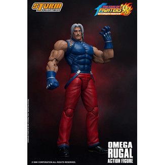 Figura Omega Rugal King of Fighters 98 Ultimate Match