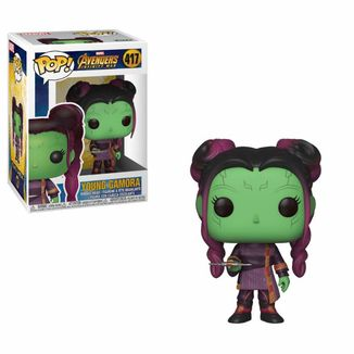 Funko Young Gamora with Dagger Vengadores Infinity War POP!