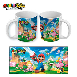 Taza Mario + Rabbids Kingdom Battle - Team