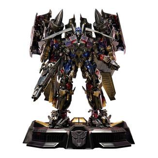 Jetpower Optimus Prime Statue Transformers Revenge of the Fallen