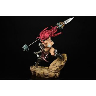 Figura Erza Scarlet the Knight Fairy Tail