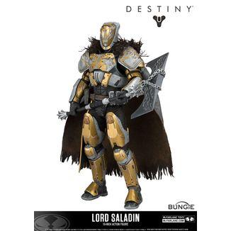 Figura Destiny Lord Saladin Deluxe