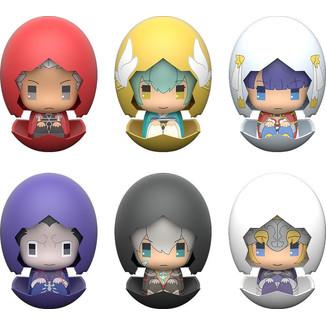 Set de figuras Fate Grand Order 02 Piyokuru