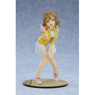 Hanamaru Kunikida Blu Ray Jacket Figure Love Live Sunshine