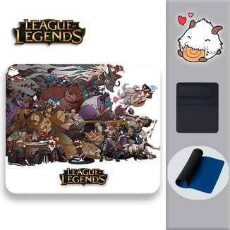 Alfombrilla League of Legends - Promo