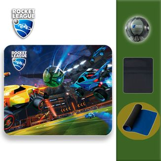 Alfombrilla Rocket League - Promo
